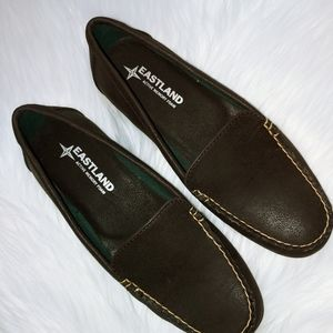 Eastland Courtney Loafers Brown 6